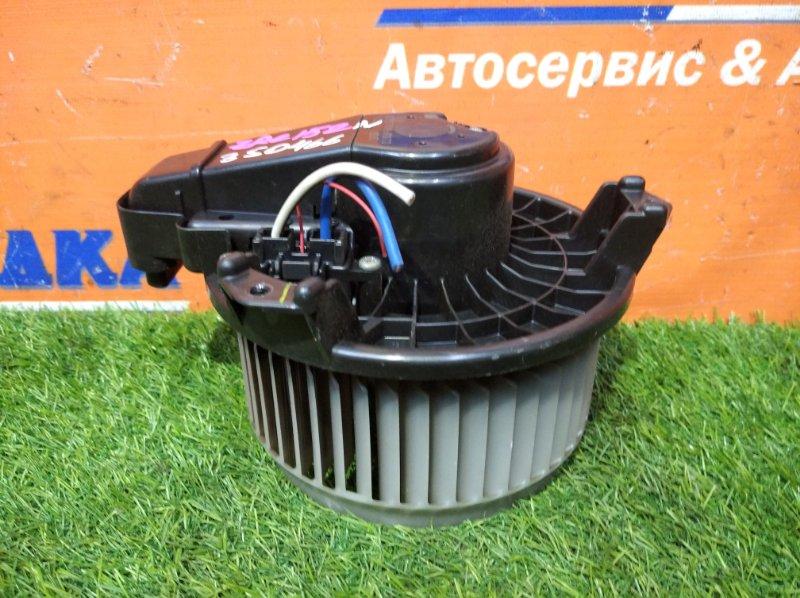 Мотор печки Toyota Corolla Rumion ZRE152N 2ZR-FE 2009 с платой