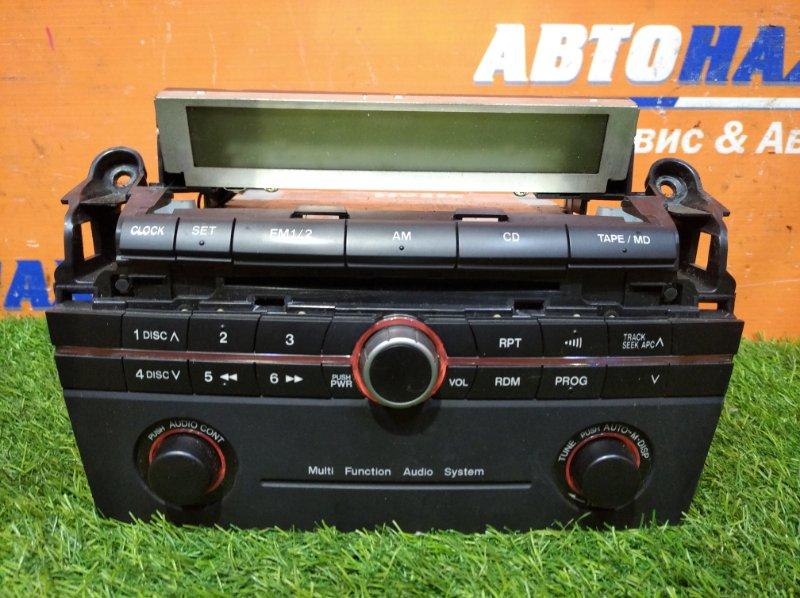 Магнитофон Mazda Axela BKEP LF-DE 2003