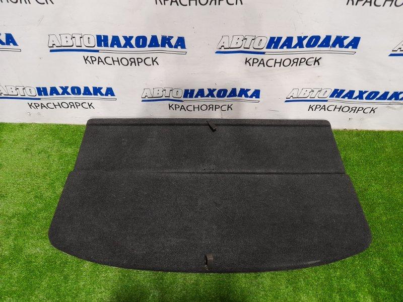 Пол багажника Toyota Ist NCP60 2NZ-FE 2002 задний Из 2 частей, незначительные потертости