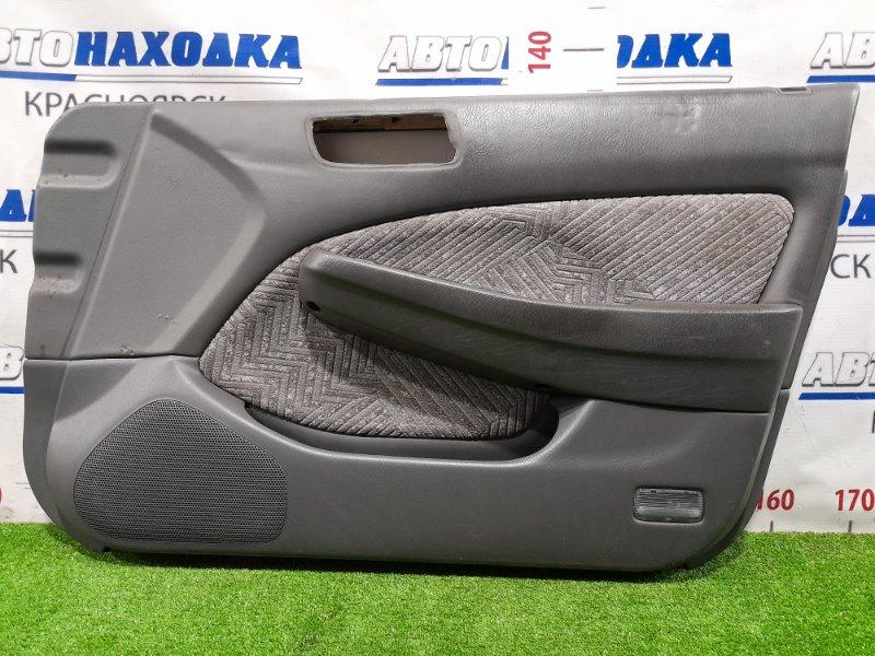 Обшивка двери Honda Accord CF6 F23A 1997 передняя правая Передняя правая, с кнопкой управления
