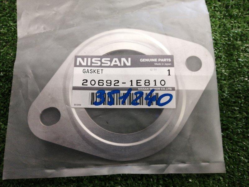 Прокладка глушителя Nissan