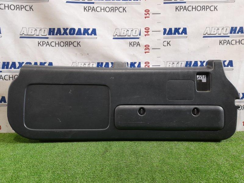 Обшивка двери Honda Cr-V RD1 B20B 1995 задняя Обшивка двери багажника, есть потертости