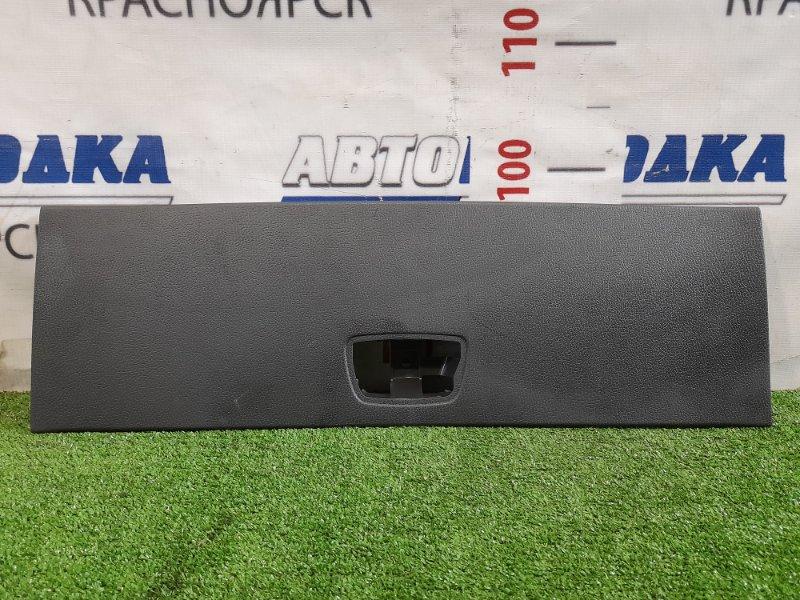 Накладка пластиковая в салон Volvo Xc70 SZ59 B5254T2 2004 задняя верхняя В багажник на верх