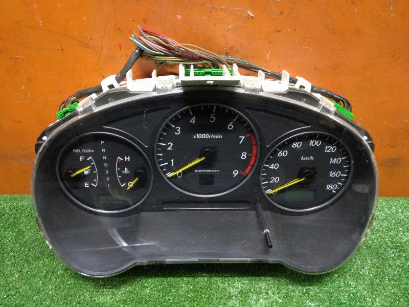 Щиток приборов Subaru Impreza GGA EJ205 03.2002 850-12FE03 205. А/Т