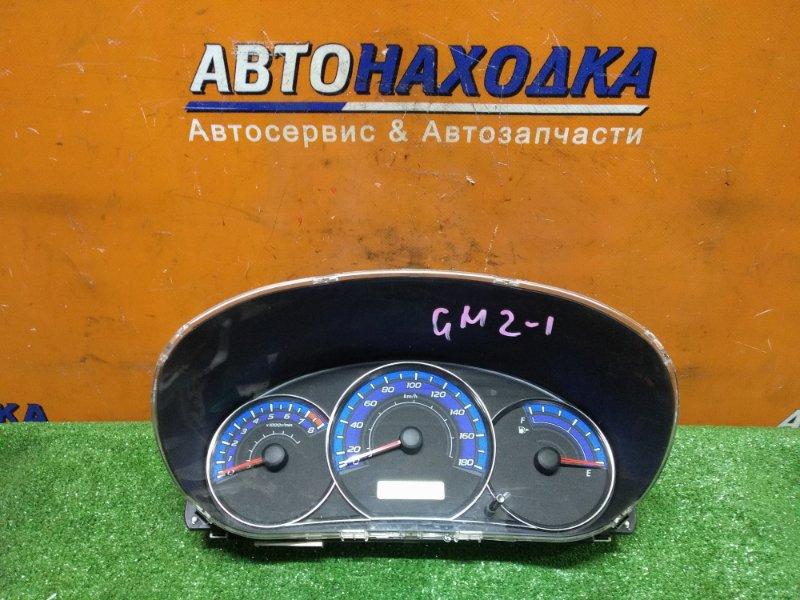 Щиток приборов Subaru Impreza GH2 EL154 11.2009 85004FG54