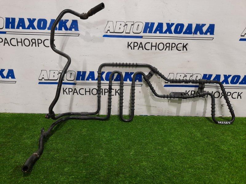 Радиатор масляный Mercedes-Benz C200 W203 M271E18 2000 радиатор гидроусилителя