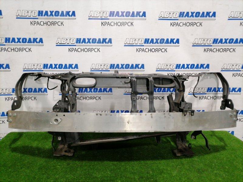 Рамка радиатора Mercedes-Benz C200 W203 M271E18 2000 передняя с усилителем и замками капота