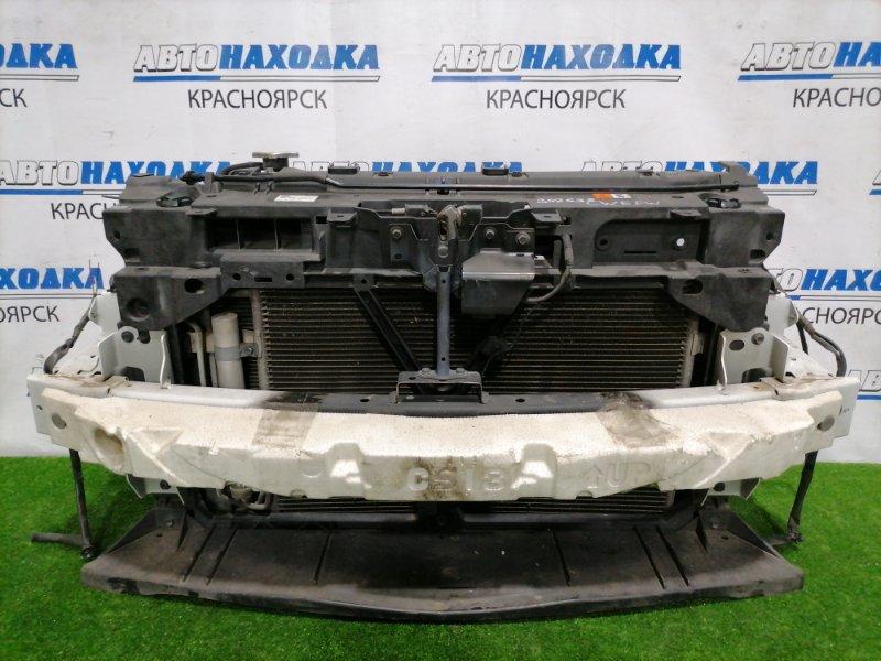 Рамка радиатора Mazda Premacy CWEFW LF-VDS 2010 передняя пластиковая в сборе с радиаторами