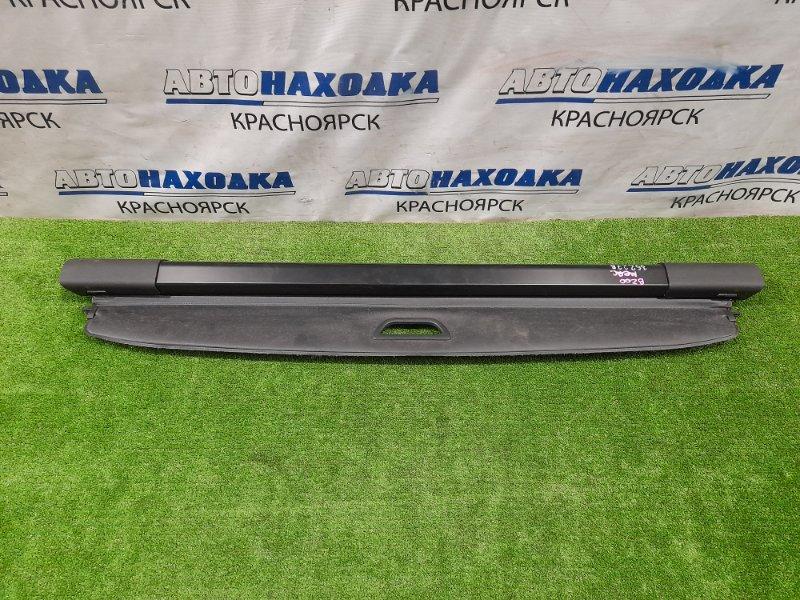 Шторка багажника Mercedes-Benz B200 W245 266.960 2008 задняя Сдвижная, есть вмятина на