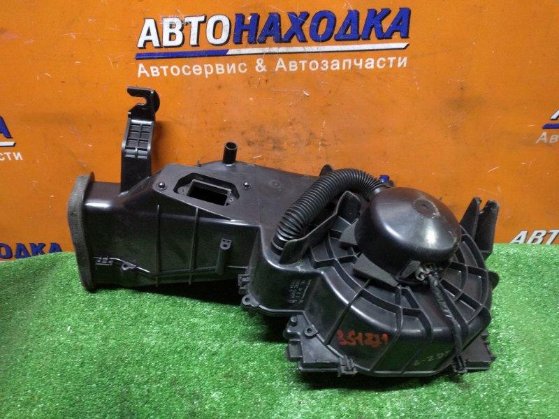 Мотор печки Subaru Impreza GG2 EJ152 12.2003 72210-FE000 ПОД РЕОСТАТ.