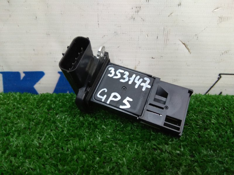 Датчик расхода воздуха Honda Fit GP5 LEB 2013 5 контактов