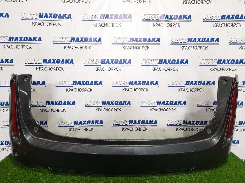 Бампер Mazda Biante CCEFW LF-VDS 2008 задний С273-50-221 Задний, цвет 36С, с катафотами (P7943). Есть