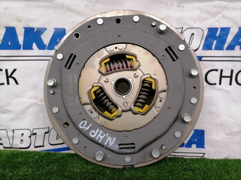 Сцепление в сборе Toyota Aqua NHP10 1NZ-FXE 2011 Диск и маховик, пробег 42 т.км. ХТС. С аукционного
