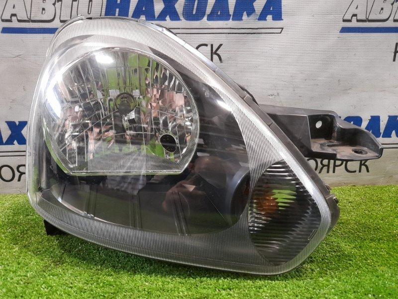 Фара Daihatsu Mira E:s LA300S KF-VE 2011 передняя правая 100-51090 Правая, галоген, с корректором 100-51090,