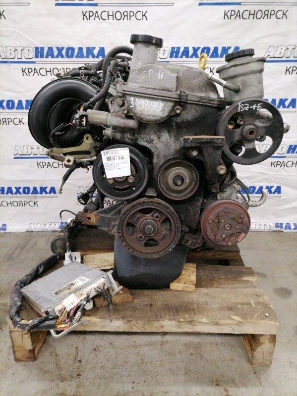 Двигатель Toyota Platz SCP11 1SZ-FE 1999 0274872 №0274872 пробег 50 т.км. С аукционного авто. Есть видео