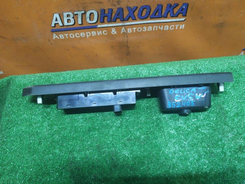 Блок управления стеклоподъемниками Mitsubishi Delica CV5W 4B12 передний правый 8608A091