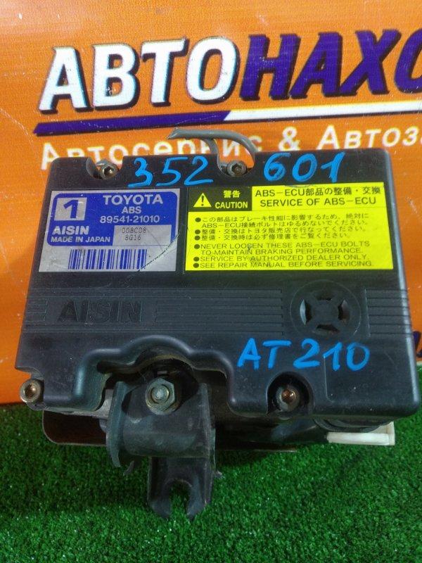 Блок abs Toyota Carina AT210 4A-GE 08.1998 89541-21010