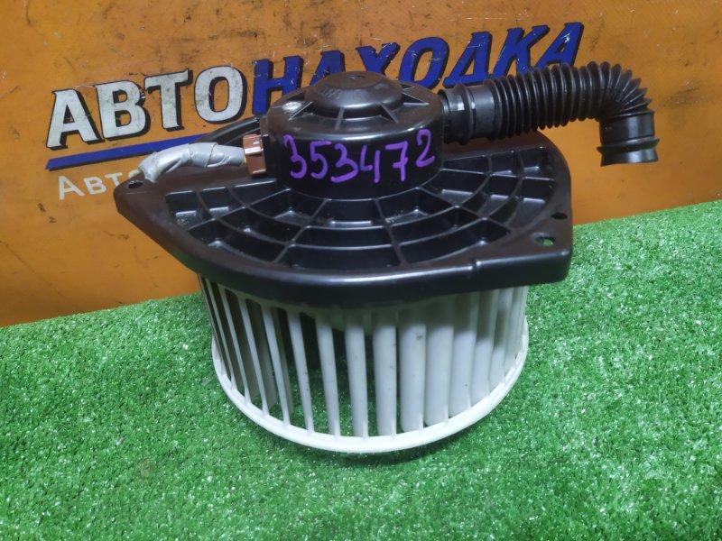 Мотор печки Honda Stepwgn RG1 D17A