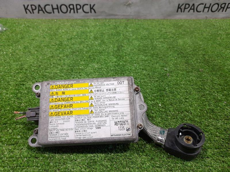 Блок розжига ксенона Honda Odyssey RA6 F23A 1999 X6T02871 D2R, D2S, X6T02871