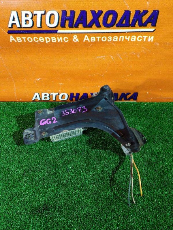 Блок розжига ксенона Subaru Impreza GGA EJ205 03.2002 передний A1A417-3000