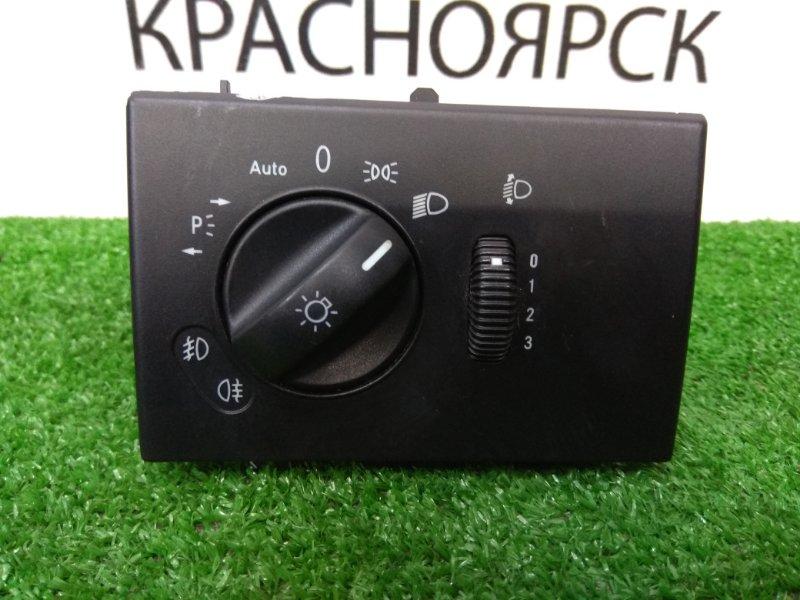 Переключатель света Mercedes-Benz Vito W639 M272 E35 2003 Дефект пластика (не критично)- см фото