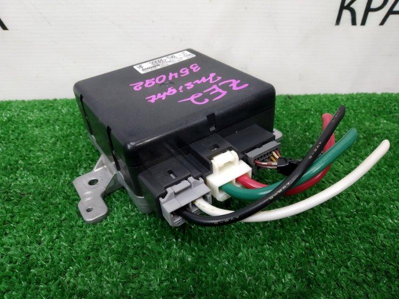 Блок управления рулевой рейкой Honda Insight ZE2 LDA 2009 EPS - управления рулевой рейкой. С