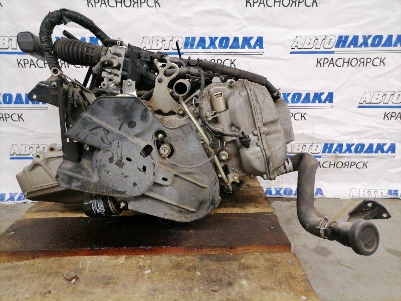 Двигатель Suzuki Carry Truck DA16T R06A 2013 1743983 R06A № 1743983. (лежачий). Пробег 66т.км. Без навесного,