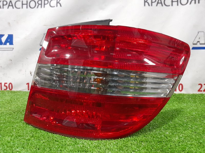 Фонарь задний Mercedes-Benz B200 W245 266.960 2008 задний правый Правый, в ХТС