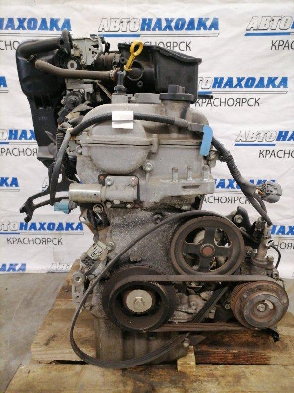 Двигатель Suzuki Cervo HG21S K6A 2006 3889018 № 3889018, пробег 27 т.км. 2007 г.в. Без выпуска и генератора.
