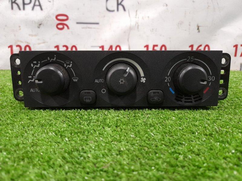 Климат-контроль Mitsubishi Pajero V75W 6G74 1999 MR500544 электронный
