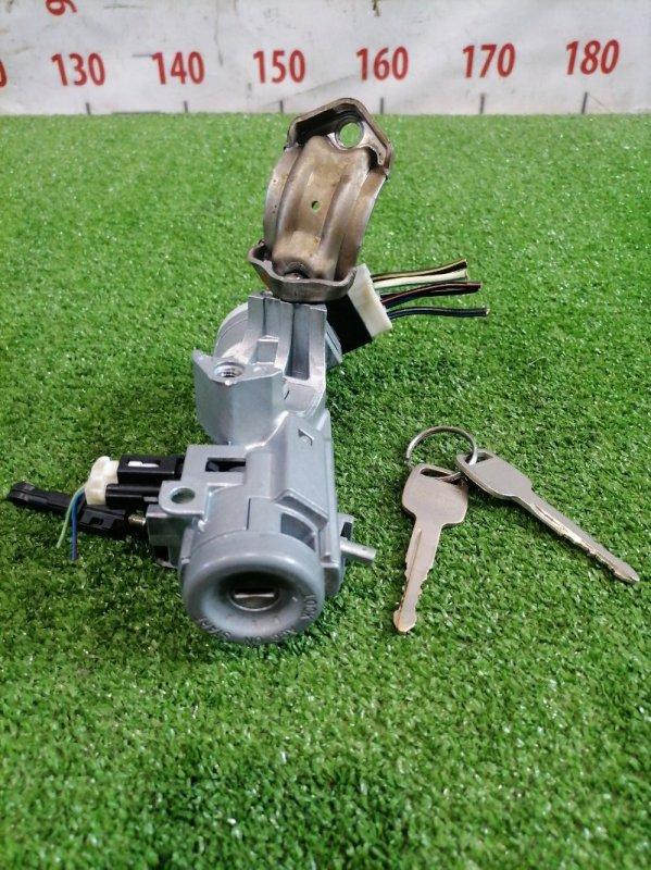 Замок зажигания Nissan Vanette SKF2VN RF-T 1999 С фишками, 2 ключами