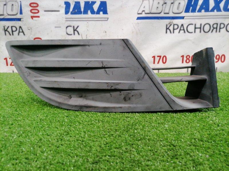 Заглушка в бампер Suzuki Cervo HG21S K6A 2006 передняя правая Передняя правая, сломано 1 крепление