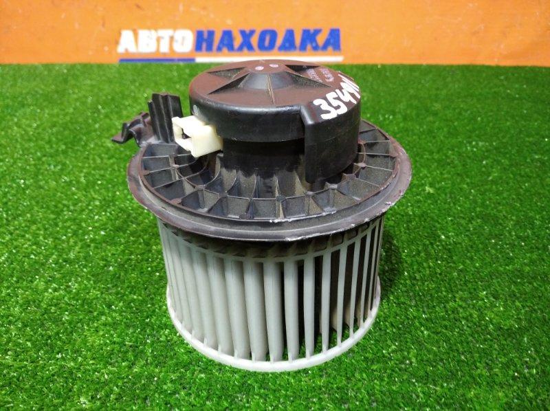 Мотор печки Nissan Tiida С11 HR15DE 2004