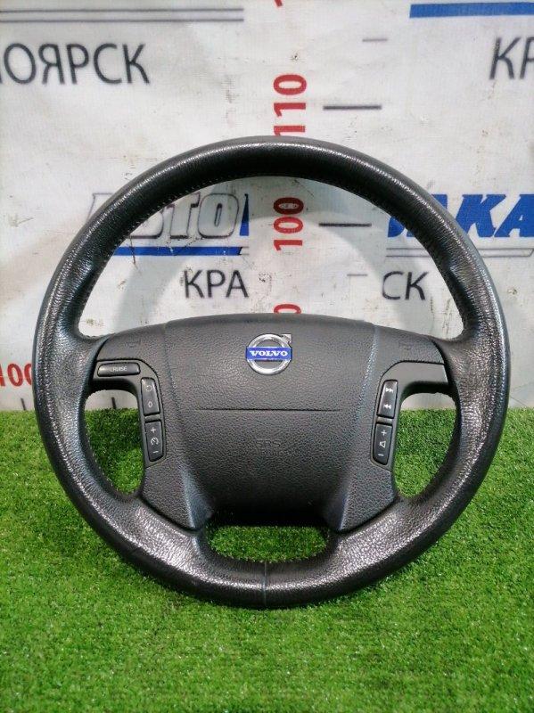 Airbag Volvo Xc70 SZ59 B5254T2 2004 передний правый Водительский с мультирулём, без заряда, без
