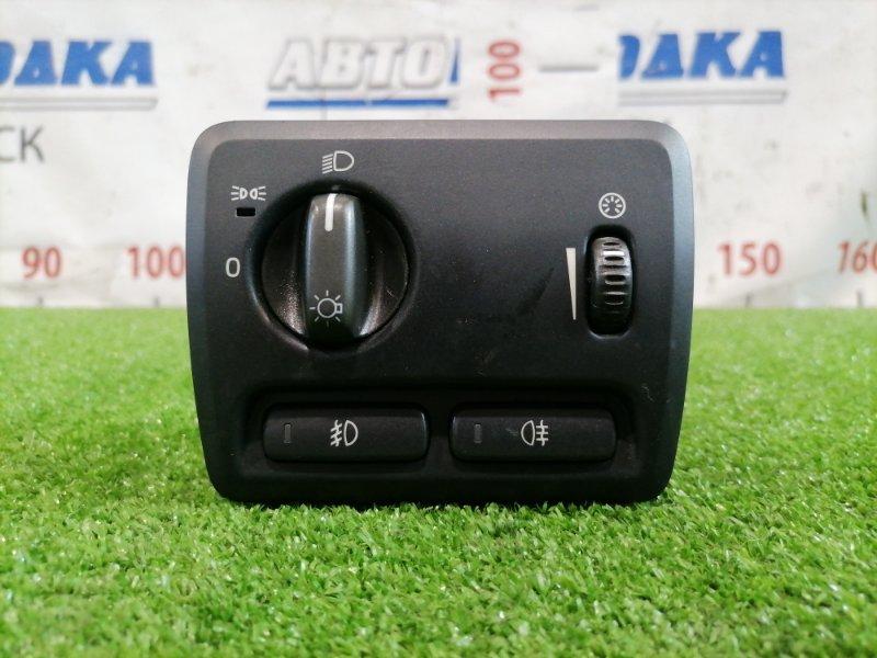 Переключатель света Volvo Xc70 SZ59 B5254T2 2004 30739311 Блок управления светом, туманками.
