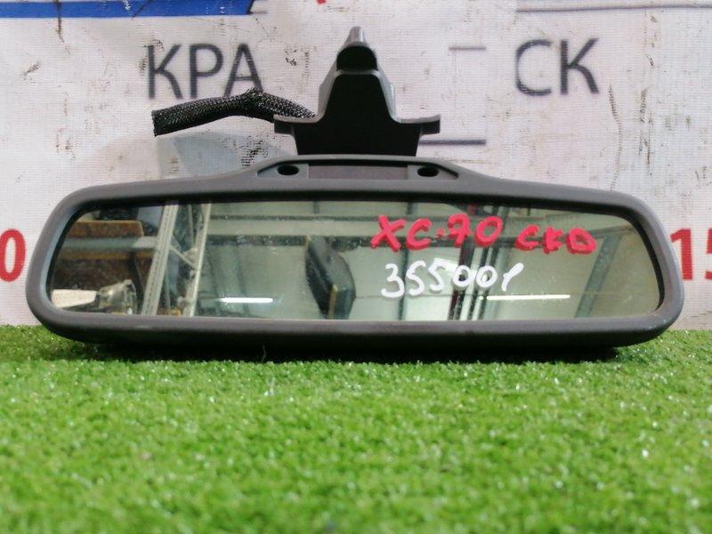 Зеркало салонное Volvo Xc70 SZ59 B5254T2 2004 с автозатемнением