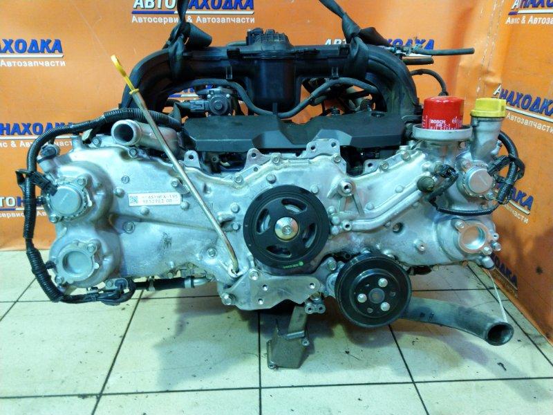 Двигатель Subaru Legacy Outback BS9 FB25A 03.2018 YD52963 БЕЗ НАВЕСНОГО. 22Т.КМ.
