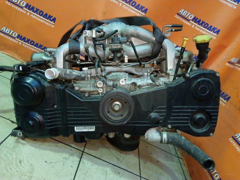 Двигатель Subaru Impreza GH2 EL154 11.2009 D972681 БЕЗ НАВЕСНОГО. 51Т.КМ.