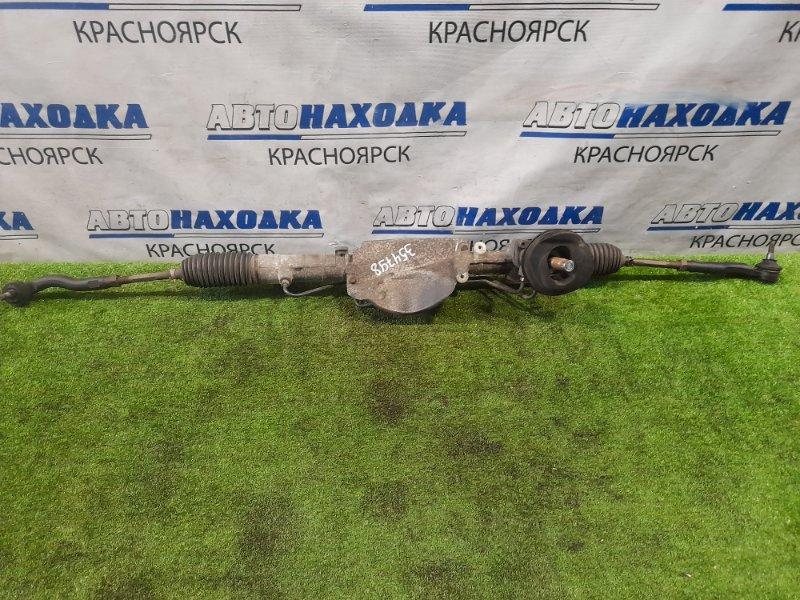 Рейка рулевая Mazda Demio DY3W ZJ-VE 2002 гидравлическая, в сборе с тягами и наконечниками.