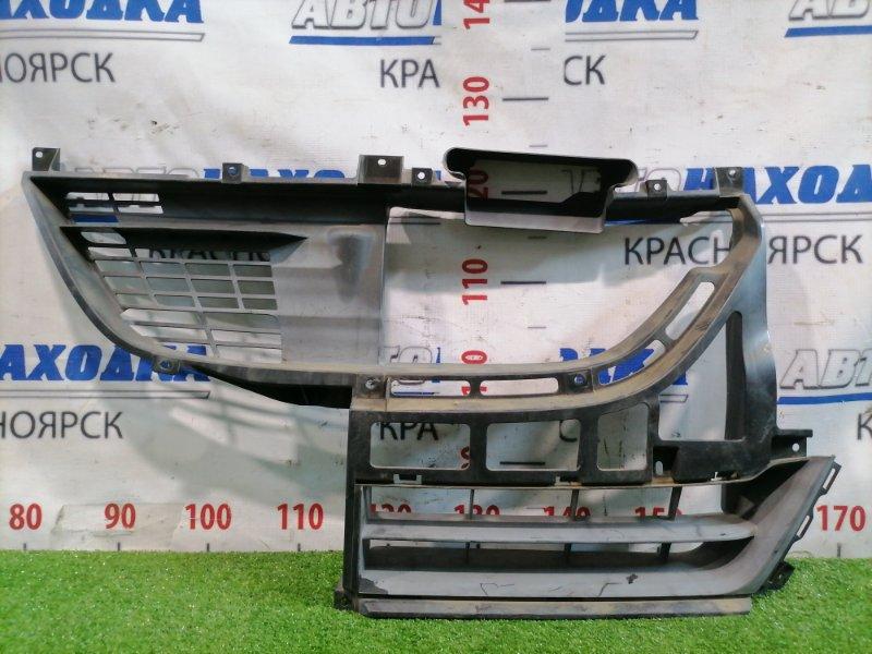 Заглушка в бампер Suzuki Cervo HG21S K6A 2006 передняя Средняя часть