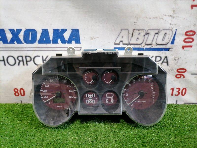 Щиток приборов Mitsubishi Pajero V75W 6G74 1999 A/T
