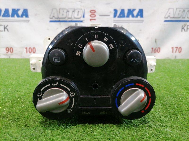 Климат-контроль Nissan Note E12 HR12DE 2012 Механический