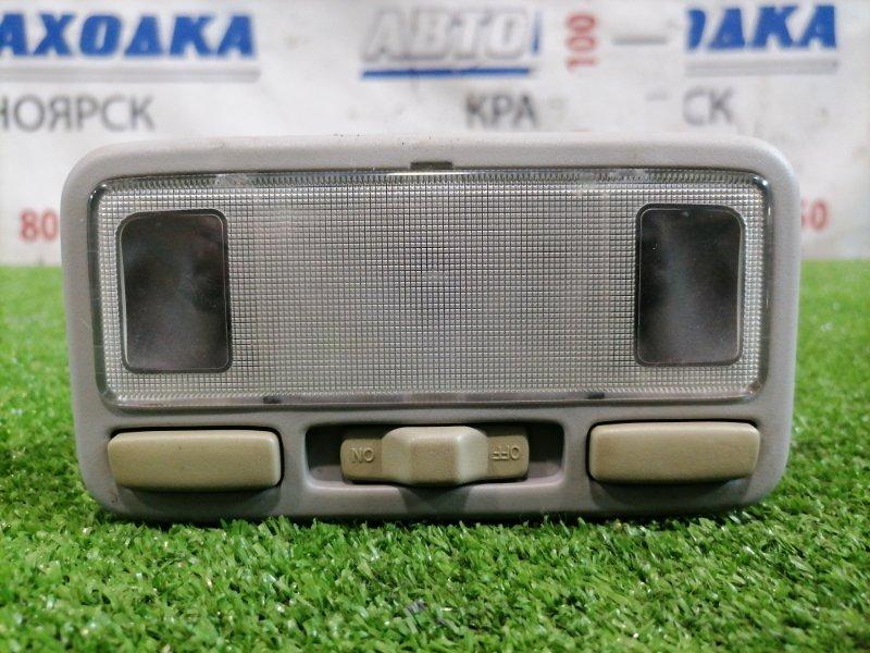 Плафон салона Honda Fit GD1 L13A 2001 Передний, в потолок