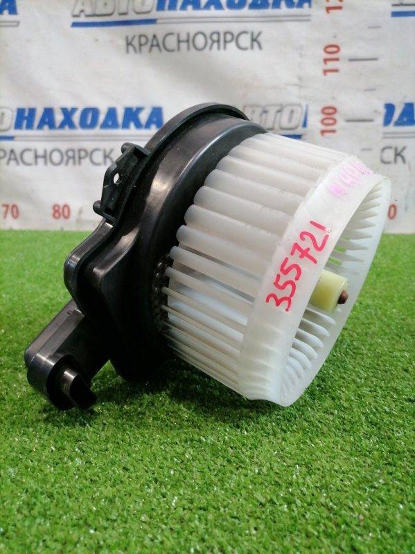 Мотор печки Toyota Aqua NHP10 1NZ-FXE 2011 С фишкой, 3 контакта