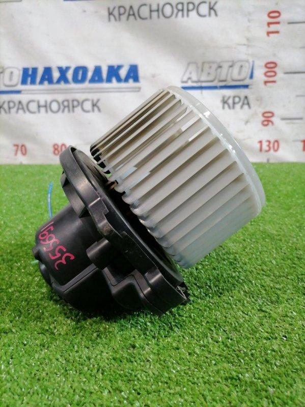 Мотор печки Suzuki Jimny JB23W K6A 1998 194000-0972 С фишкой, 2 контакта