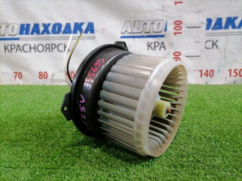 Мотор печки Suzuki Alto HA25V K6A 2009 С фишкой, 2 контакта