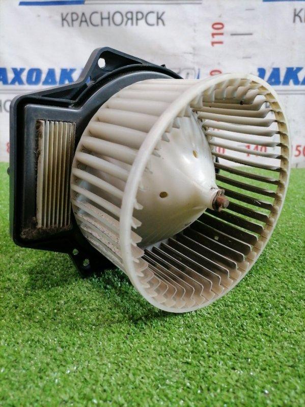 Мотор печки Nissan Ad VFY11 QG15DE 1999 502725-3150 С фишкой, 5 контактов, реостатом