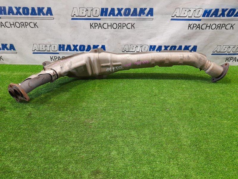 Глушитель Toyota Mark Ii GX100 1G-FE 1996 труба приёмная.