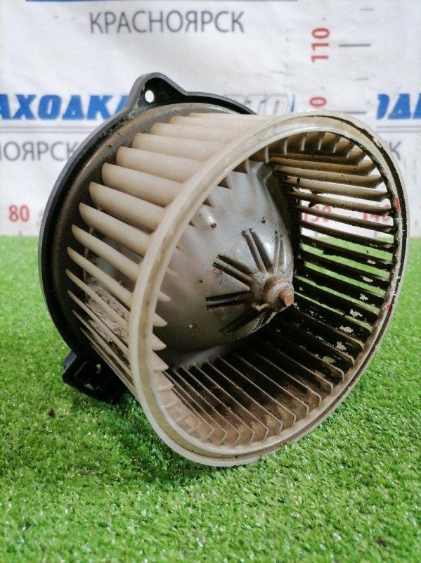 Мотор печки Toyota Cresta GX100 1G-FE 1998 194000-1040 С фишкой, 2 контакта, есть незначительный