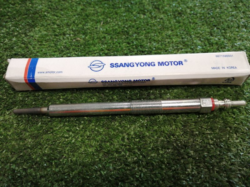 Свеча накала SsangYong